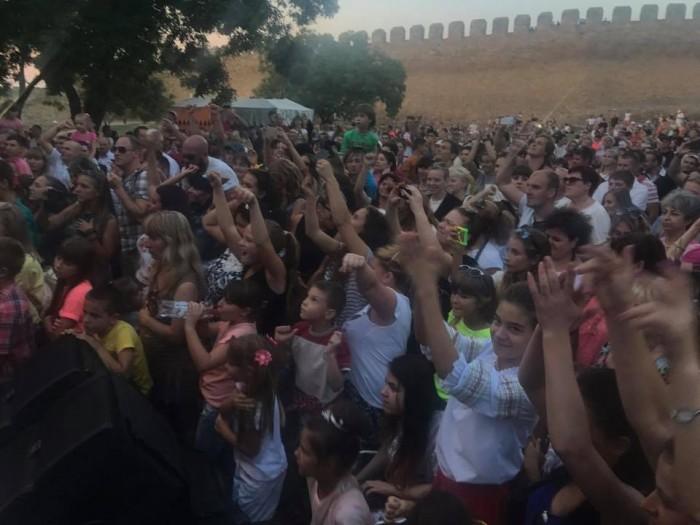 Cetatea Alba concert Zdob si Zdub Alba-public 2-27 august 2017