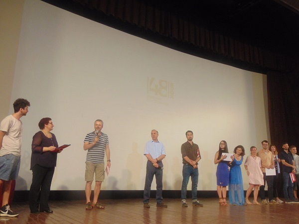 Cinema concurs 48h Moldovan Film Challenge-4-6 aug 2017-foto 1 MOLDPRES-md