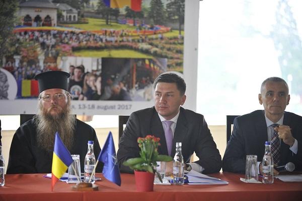 Constantin Codreanu Universitatea de vara Izvorul Muresului-august 2017