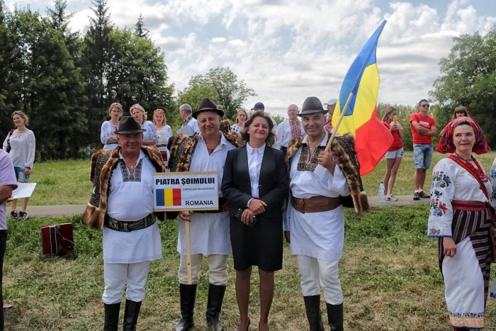 Consulul Romaniei Cernauti Eleonora Moldovan 2016