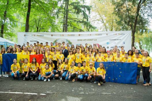 DOR-tabara pentru copiii Diasporei-inaugurare Editie V-22 aug 2017