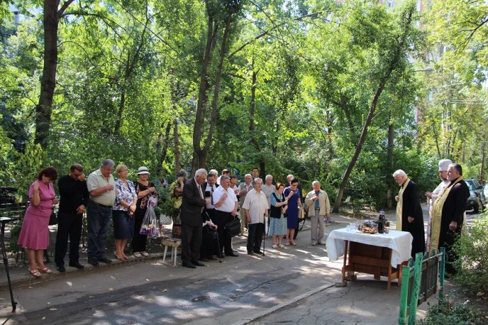 Istrati Lidia-placa memoriala-24 august 2017-IMG_4267