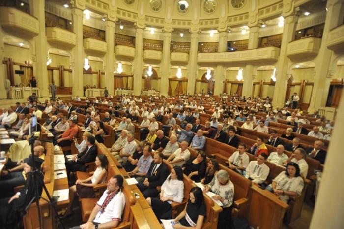 Parlamentul Romaniei-crearea Aliantei pentru Centenarul Unirii-20 august 2017