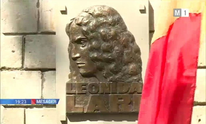 TVM-Leonida Lari placa memoriala 31 aug 2017-2