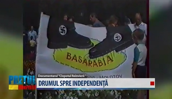 TVR Moldova-documentar Drumul spre Independenta 24 august 2017.Still005