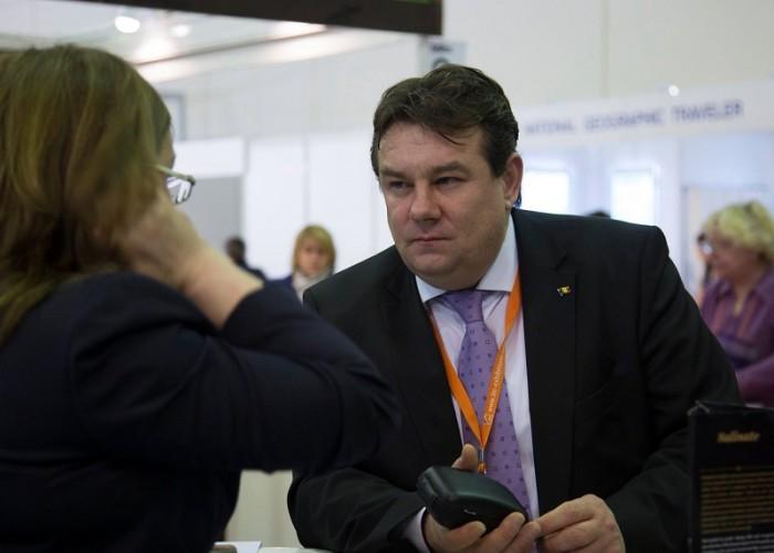 Vasile Soare Ambasadorul Romaniei la Moscova