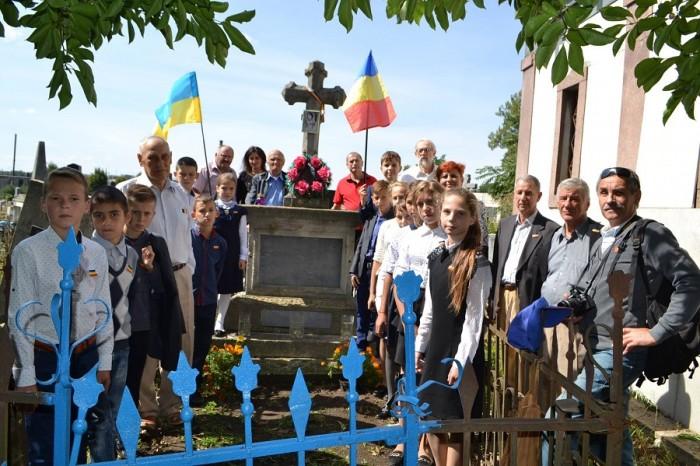 10-09-2017-Cernauti-In Memoriam Aglaia Eminovici-sora Poetului Mihai Eminescu 2