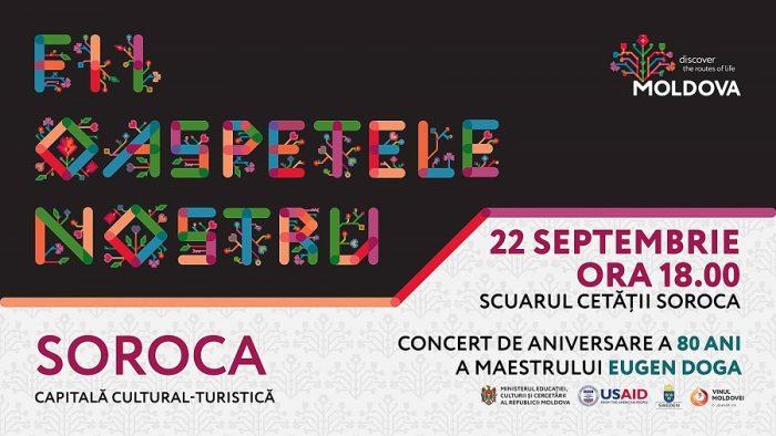 22-09-2017-Soroca-concert Eugen Doga-poster-900px