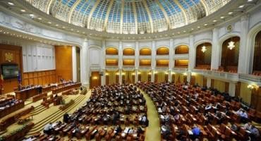 Parlamentul Romaniei foto TVR Moldova