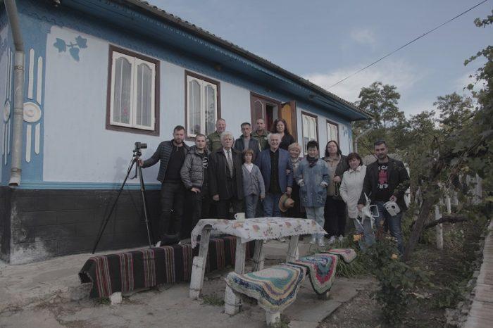 Eugen Doga la casa parinteasca-Mocra-GRUP-3 oct 2017