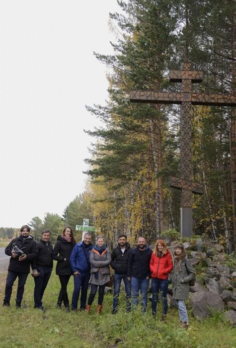 Expeditiile memoriei-Irkutsk Rusia 1-1