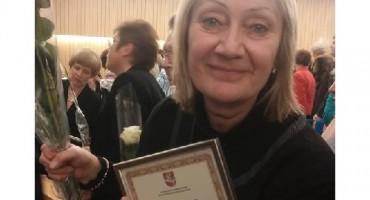 1-Lica Melnic-Parlamentul Lituaniei-Distinctie-16 nov 2017 - Copy
