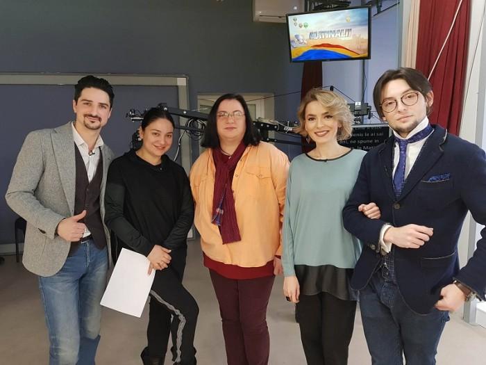 2-TVR Moldova-AnGuzic-CrErhan-LumDumbraveanu, Ilinca Avram-Mihai Bordian-29 dec 2017