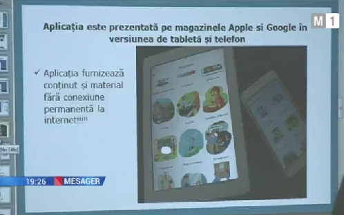 ANTEM-aplicatie mobil Limba Romana 1
