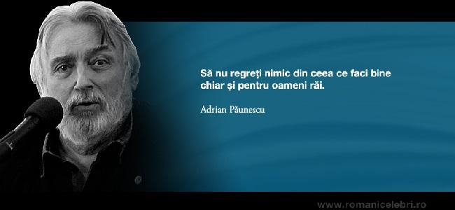 Adrian Paunescu foto si citat-colaj Radio Iasi