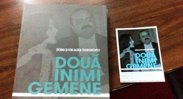 Album Ion si Doina lansat la Chisina-coperta-13 nov 2017
