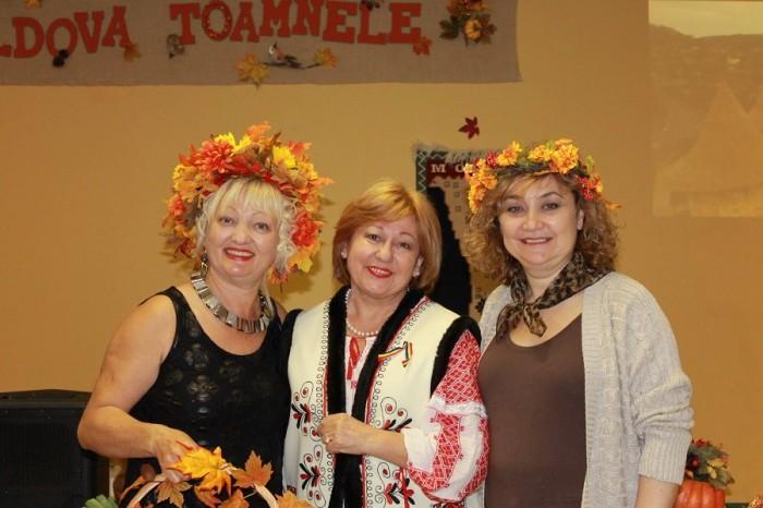 Canada Ziua Vinului Hai Noroc-Eugenia margineanu-Ala Mindicanu-Ala Beleavschi-27 oct 2017