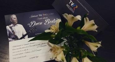Ducu Bertzi la Chisinau- Intilnirile TVR Moldova-invitatie-27 nov 2017