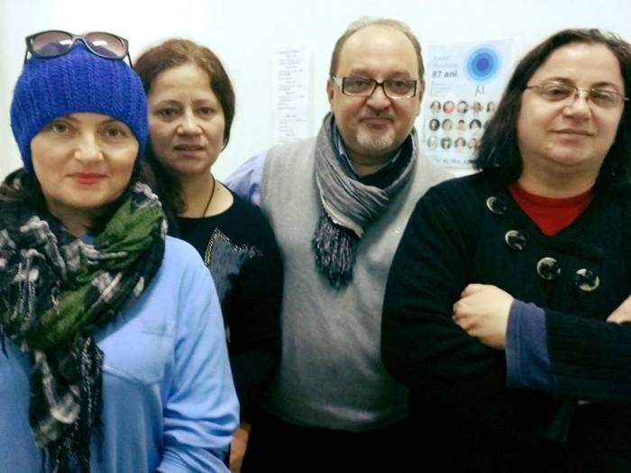 Radio Moldova 2-la emisiunea Casa Radio-31 oct 2017