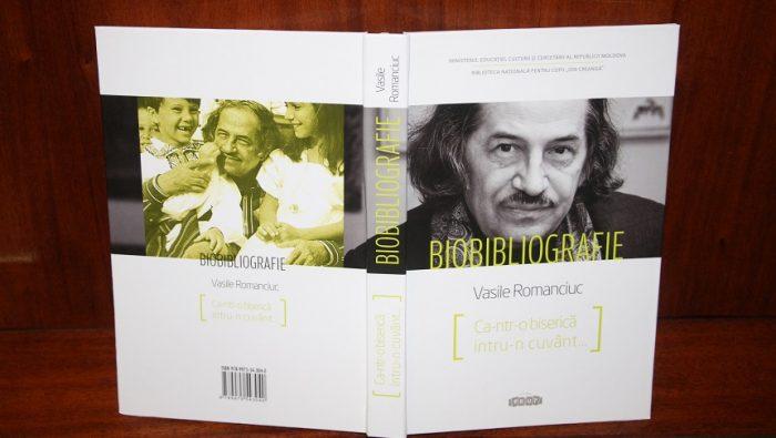 2-Vasile Romanciuc la aniversraea 70-Biblioteca Ion Creanga-Bibliografia noua-17 dec 2017