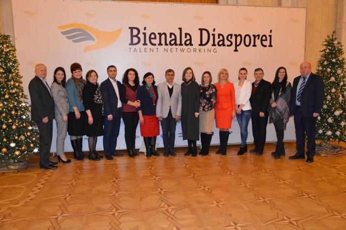 Bienala Diasporei Moldovei 2017-laureatii-26 dec 2017