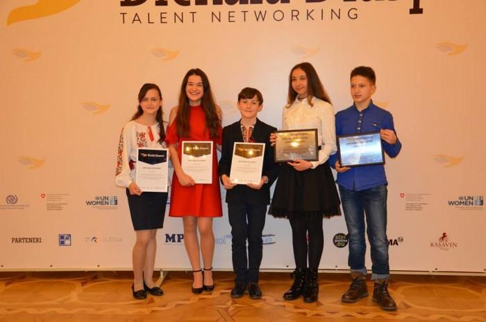 Bienala Diasporei Moldovei 2017-laureatii copii 1-26 dec 2017