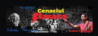 Cenaclul Flacara Adrian paunescu-Andrei Paunescu-colaj presa romana-400px