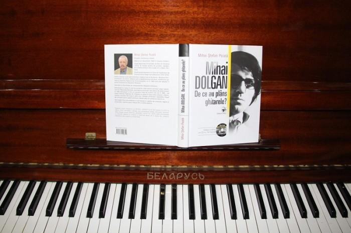 Mihai Poiata carte despre Mihai Dolgan si NOROC-8 dec 2017-foto Luminita Dumbraveanu