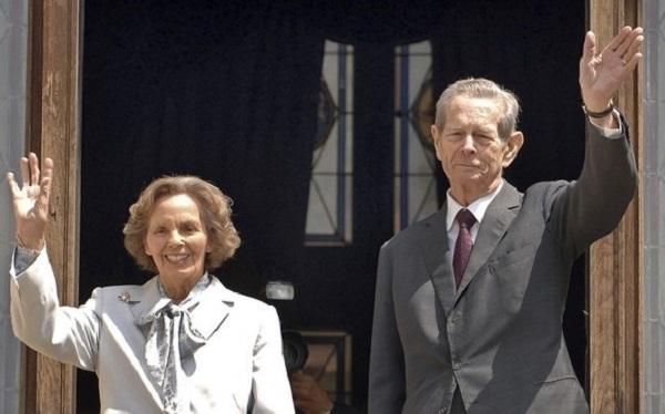 Regele Mihai si Regina Ana Romania