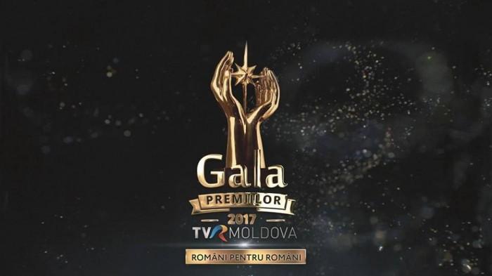 TVR Moldova-Gala Premiilor-trofeul-poster 3 dec 2017