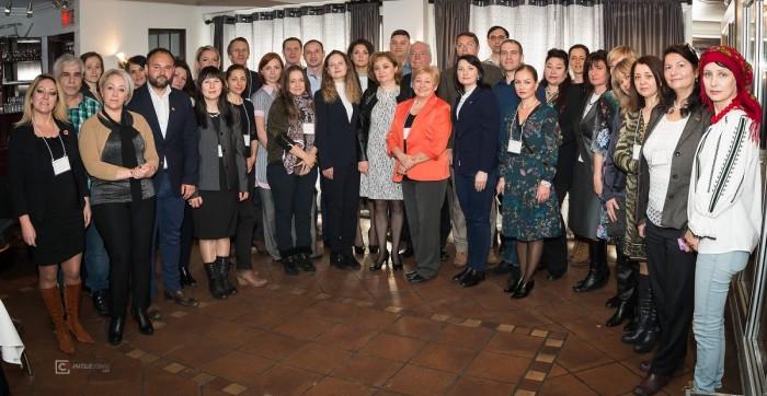 12-Montreal-crearea Consiliului National al Diasporei din Canada-20 ian 2018
