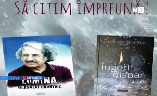 Campania Sa citim impreuna Biblioteca Ion Creanga- CARTILE-26 ian 2018