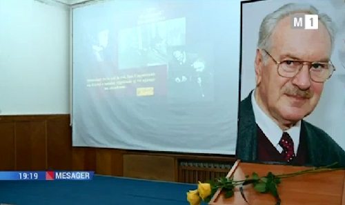 Ion Ungureanu lansare de carte noua-19 ian 2018