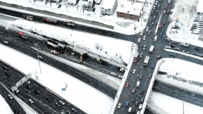 Mihail Gilca din Moldova evitare catastrofa tunel Canada-18 ian 2018