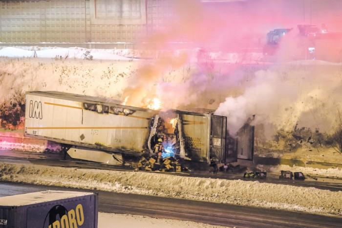 Mihail Gilca din Moldova evitare catastrofa tunel Canada-18 ian. 2018