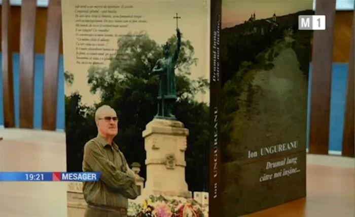 TVM-Ion Ungureanu lansare de carte noua-copertele-19 ian 2018
