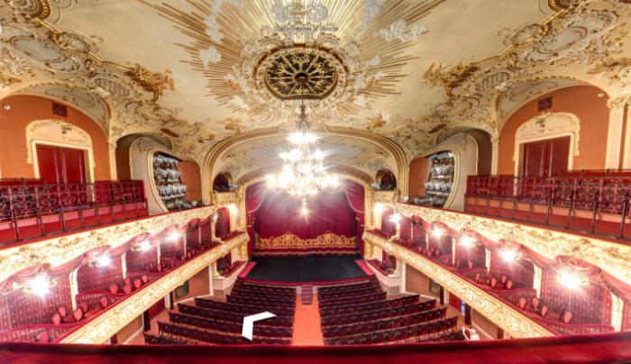 Teatrul Muzical Dramatic Olga Kobyleanska din Cernăuţi