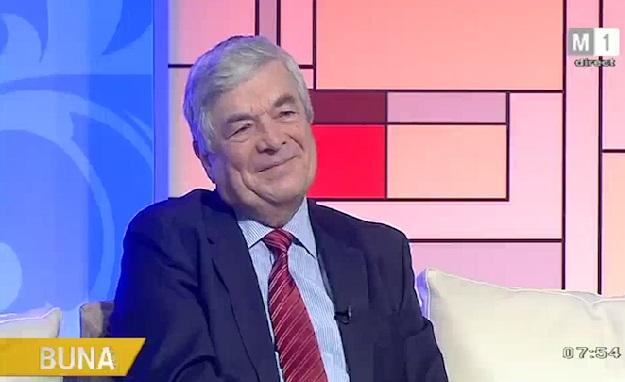 Constantin Rusnac la 70 ani-TVM 6 febr 2018