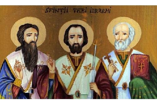 Sfintii Trei Ierarhi-Crestinortodox-ro