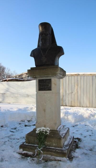 05-MB-bust Mitropolit Gurie Grosu-25-03-2018-foto FlacaraTV-md-IMG_7524