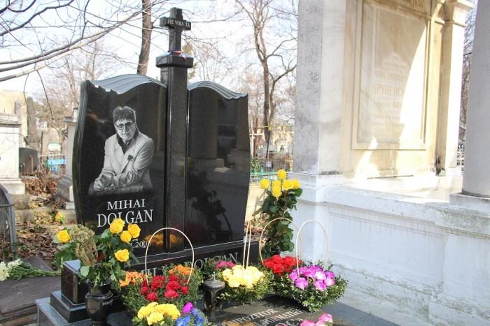 2-Mihai Dolgan-compozitor Moldova-14-03-2017-Cimitir Central Chisinau