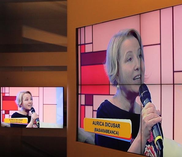 Basarabeanca la Moldova 1 TV-Ziua Unirii-24 ian 2017