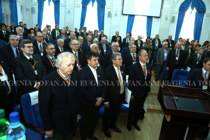 Centenarul Unirii-Academia Moldovei-Academia Romana-27 martie 2018-53