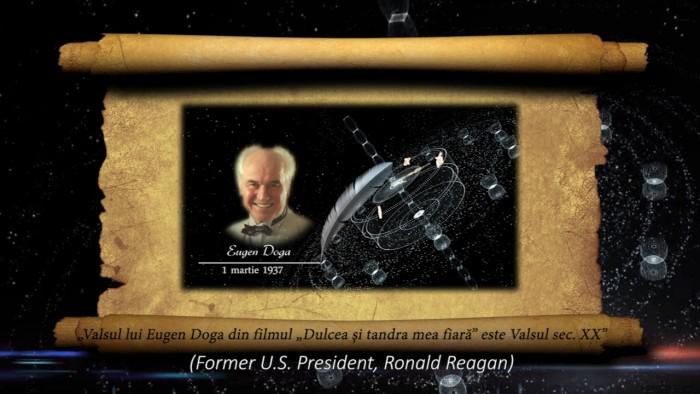 Film Eugen Doga-citat ro si nume Ronald Reagan in ENG