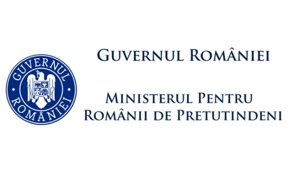 Ministerul pentru Romanii de Pretutindeni-LOGO
