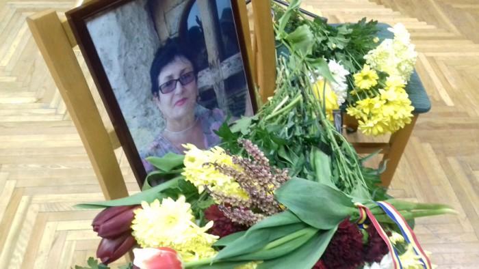 Nina Jovmir-funeralii-Casa Radio-16 martie 2018