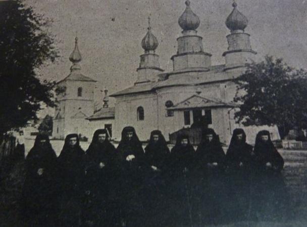 Manastirea Agafton-Botosani-sec.19