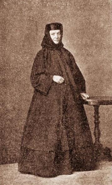 Olimpiada Iurascu-matusa lui Mihai Eminescu-Manastirea Agafton