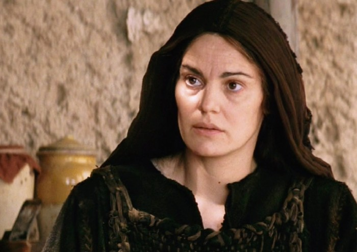 Patimile Lui Hristos 2-film SUA-2004 Fecioara Maria- Maia Morgenstern