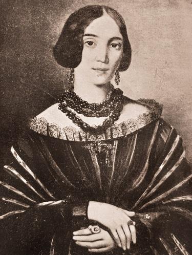 Raluca Iurascu-Eminovici-mama lui Mihai Eminescu